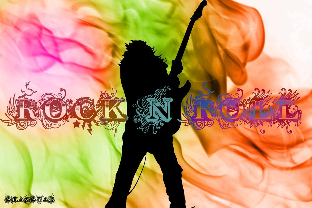 rock n roll wallpaper by mario maurer 1095x730