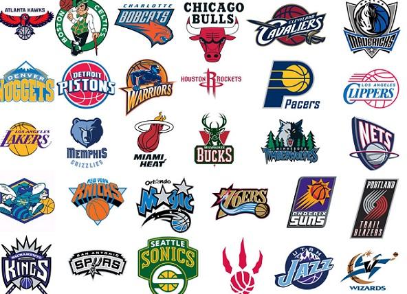 Nba Team Logos 2014 Nba team wallpaper 592x428
