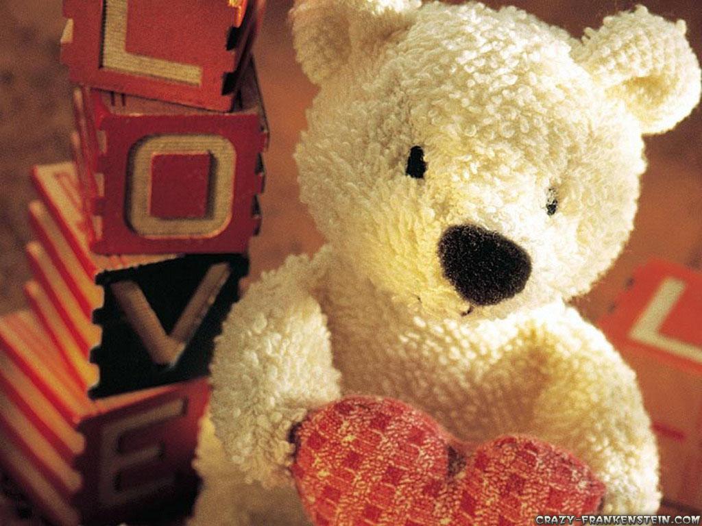 49 Teddy Bear Wallpaper And Screensavers On Wallpapersafari