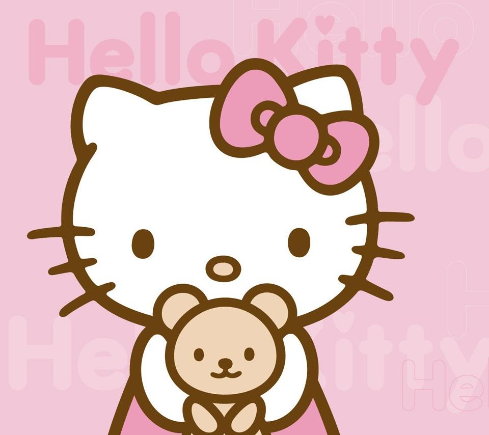 Tags Pink Hello Kitty 960x854 wallpaper960X854 wallpaper screensaver 960x854