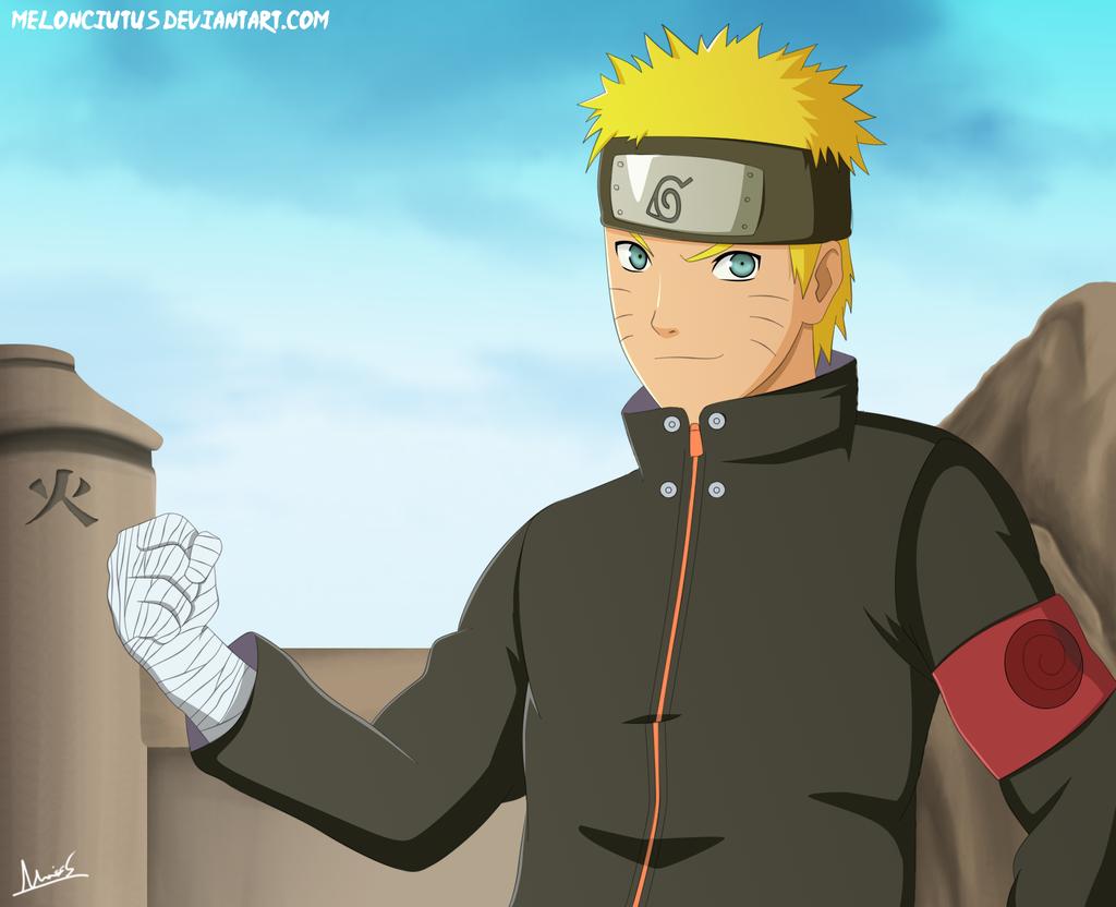 Naruto The last Movie by Melonciutus 1024x832