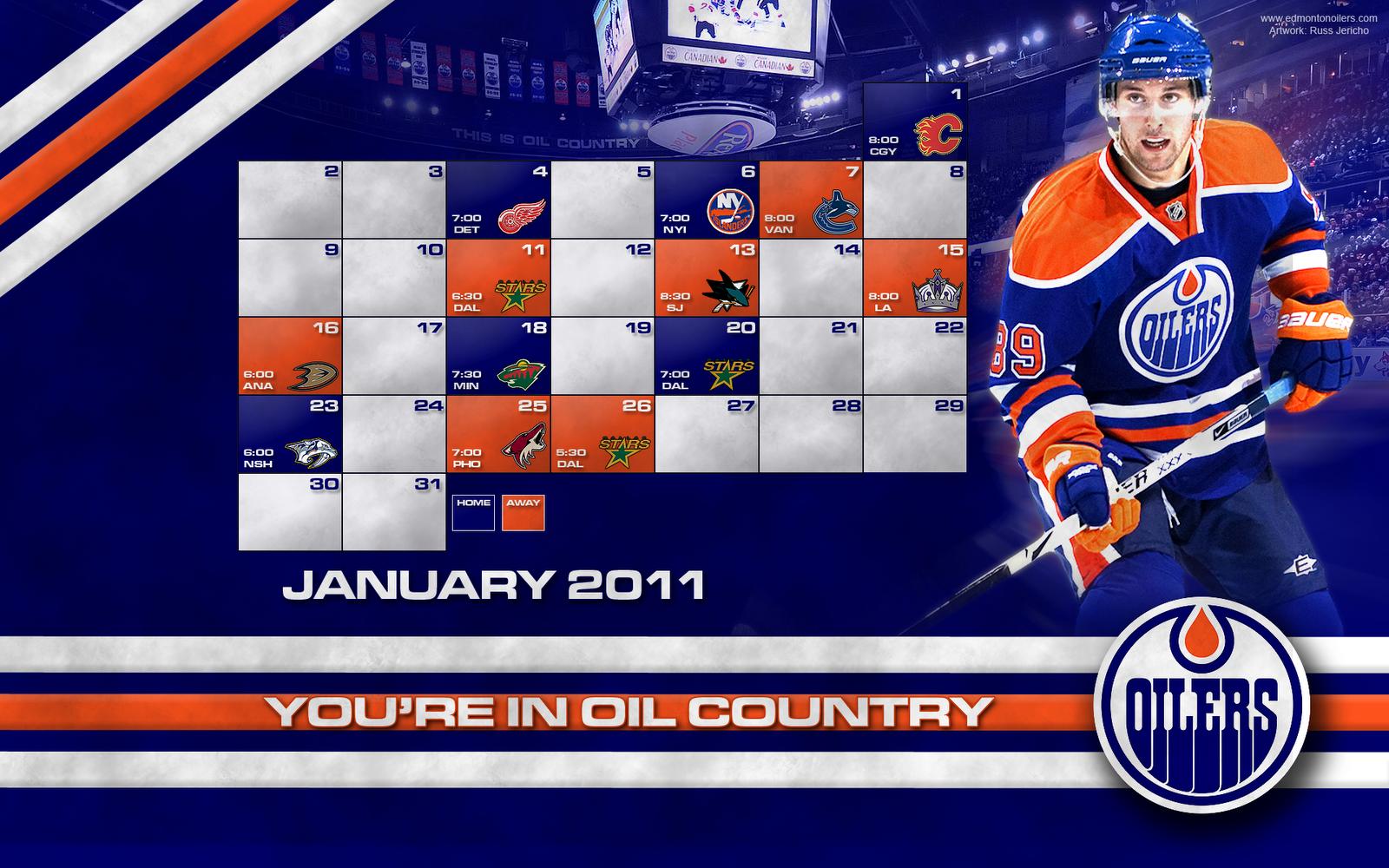 Oilers Jambalaya   Edmonton Oilers OKC Barons Stockton Thunder 1600x1000