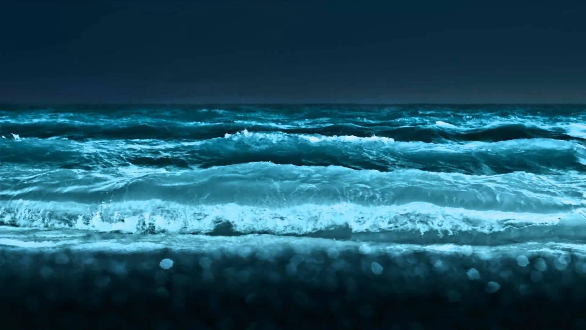 Ocean Waves Animated Wallpaper httpwwwdesktopanimatedcom 1920x1080