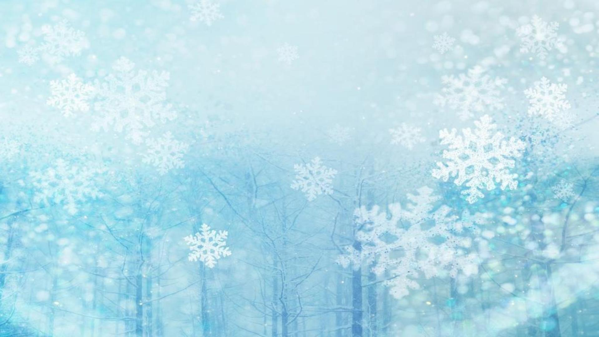 Snow Backgrounds 1920x1080