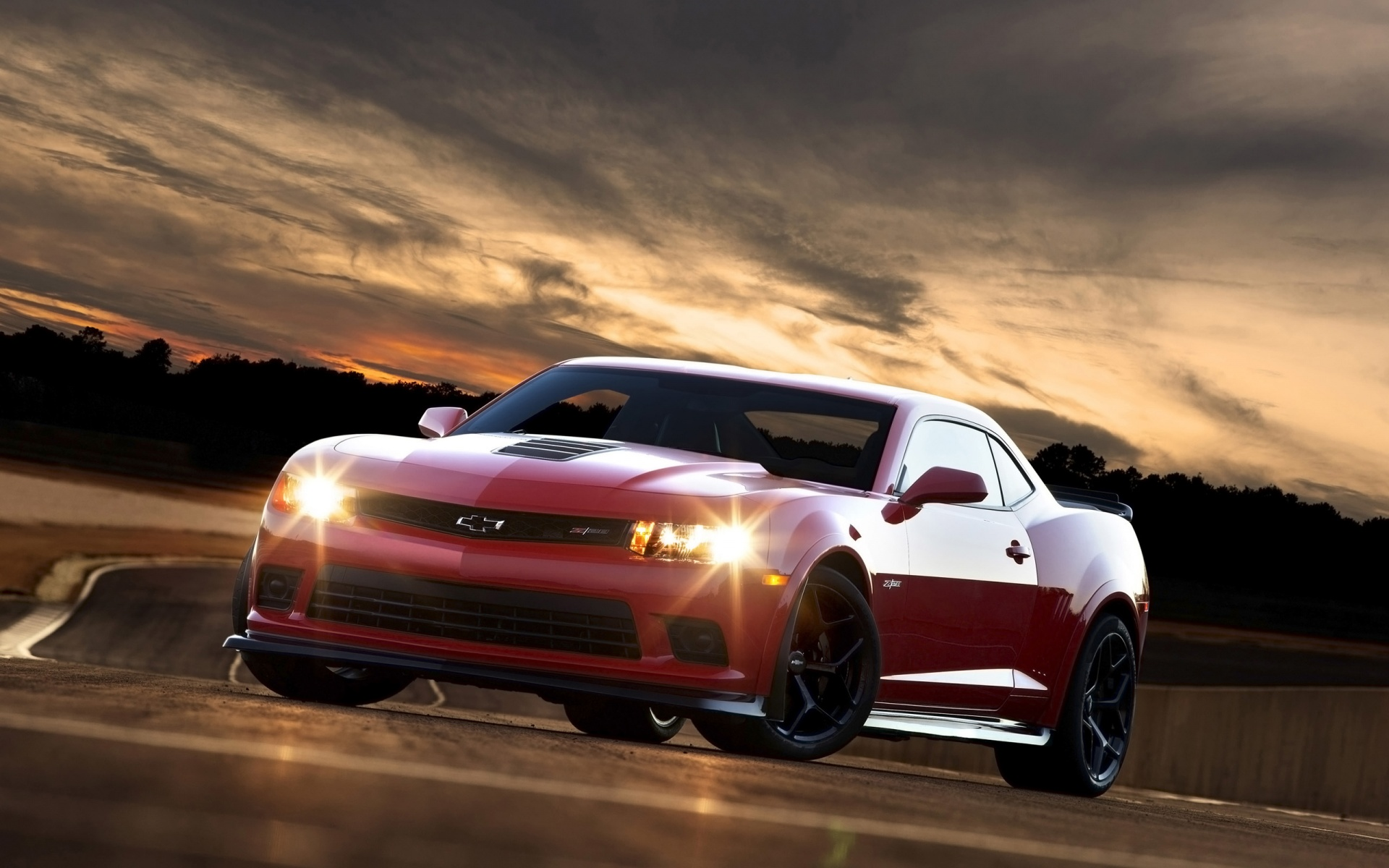 2015 Chevrolet Camaro Z28 Wallpaper HD Car Wallpapers 1920x1200