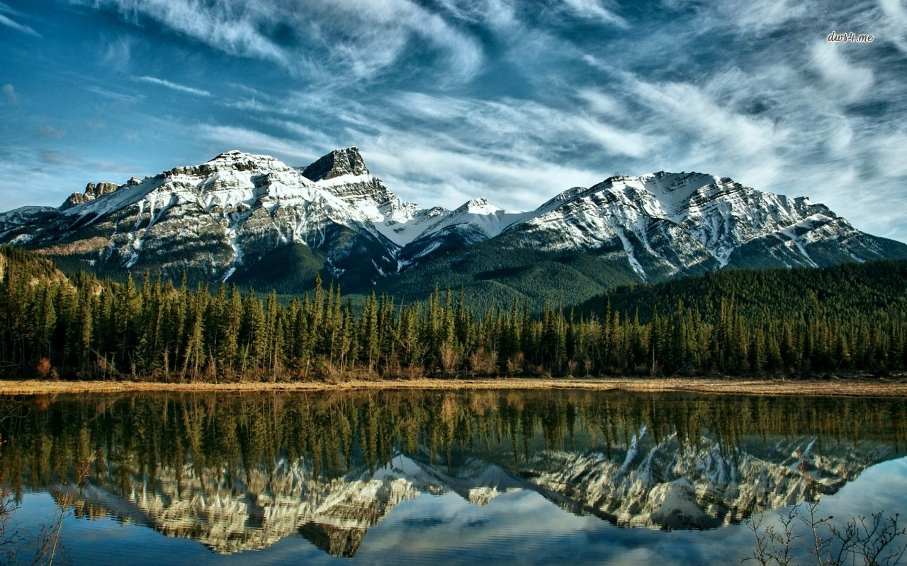 Canadian Rockies wallpaper   Nature wallpapers   13994 1280x800