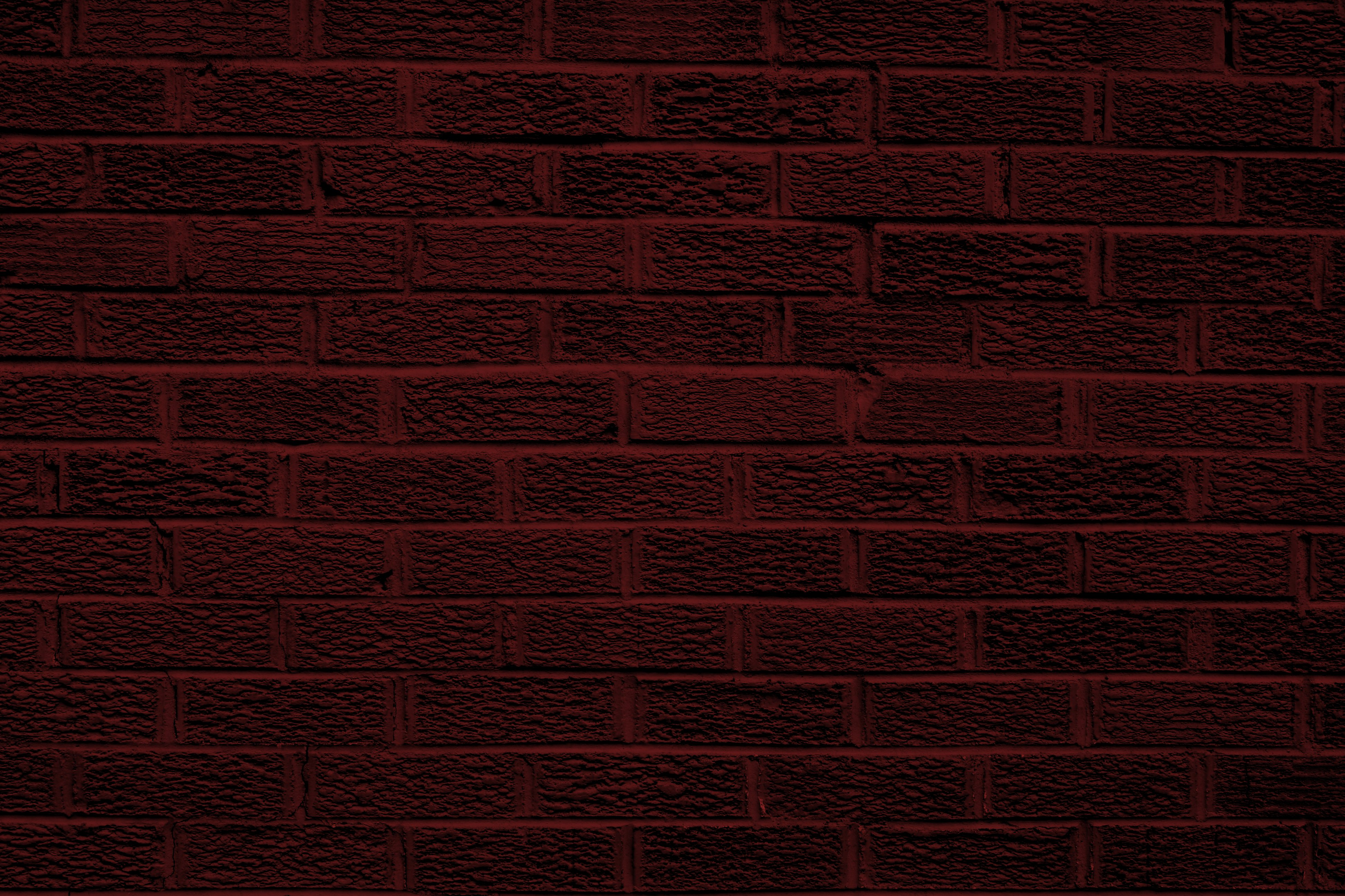 Dark Red Brick Wall Texture Picture Photograph Photos Public 3888x2592