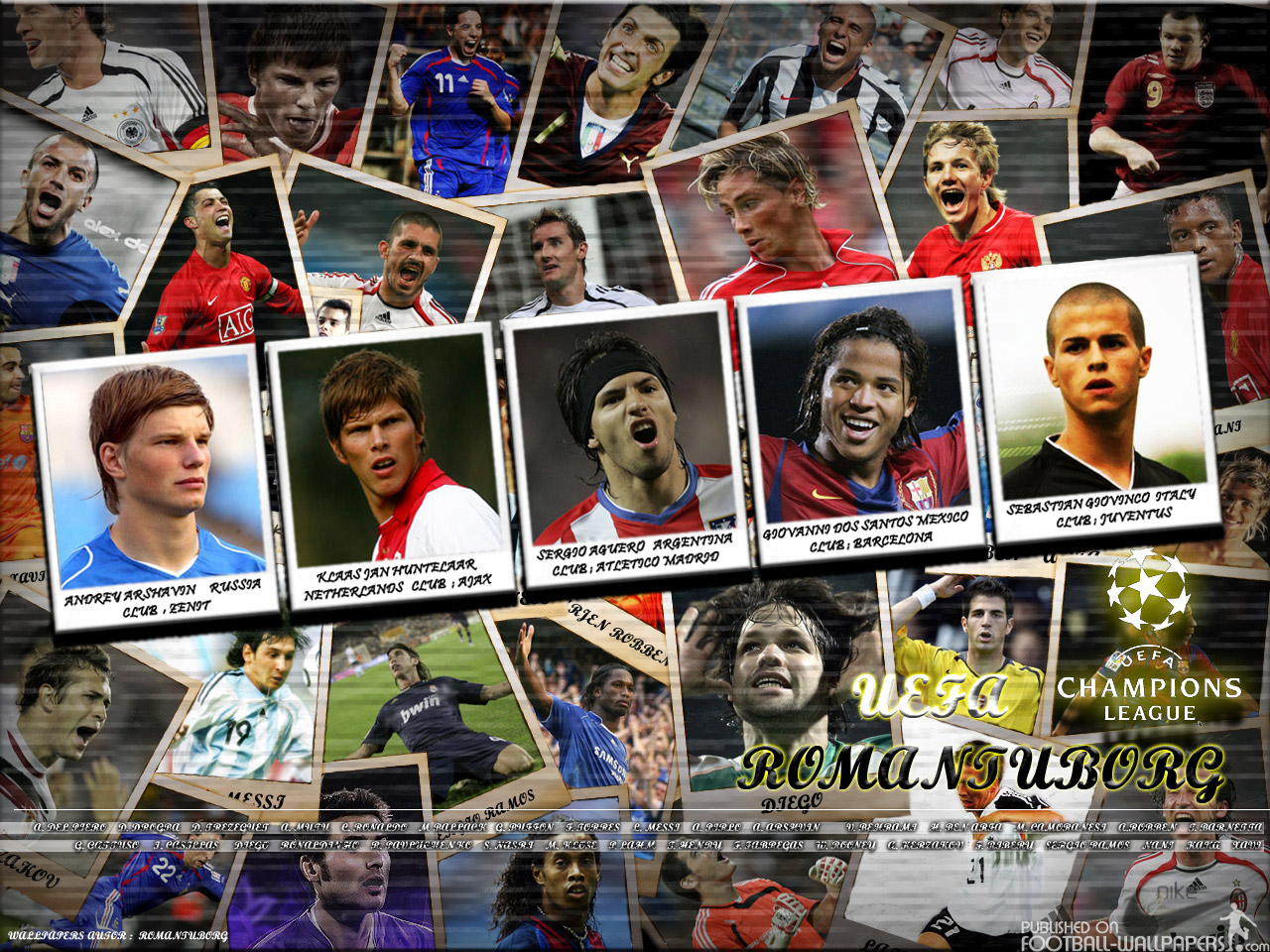 Famous Football Players Wallpapers Football Wallpapers and Videos 1280x960