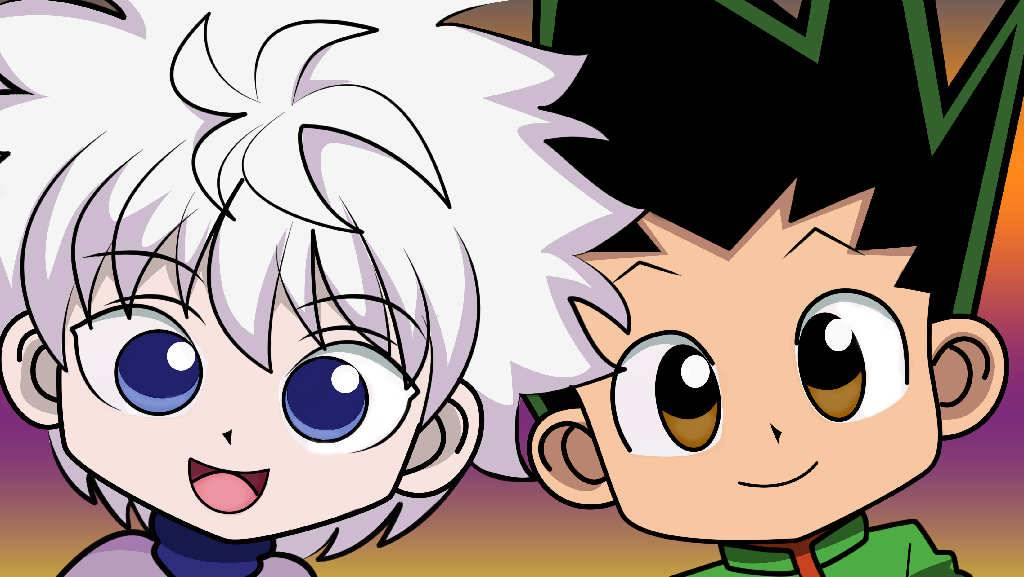 50 Gon And Killua Wallpaper On Wallpapersafari