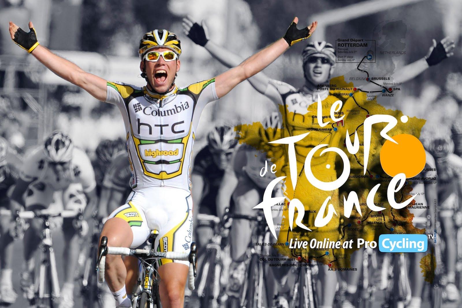 Wallpaper Stock Wallpaper Le Tour De France 1600x1065