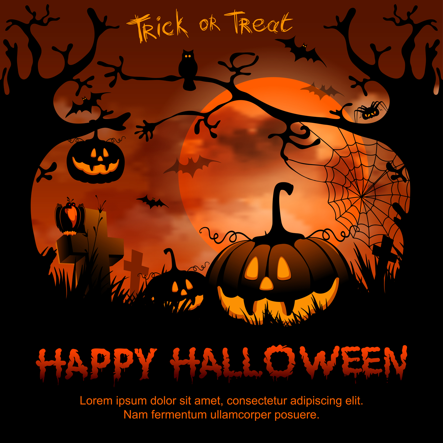 wallpapers desktop pictures backgrounds 8 Scary Halloween Wallpapers 1414x1414