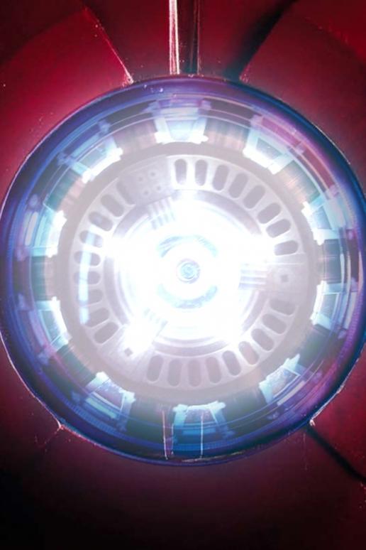 Iron Man Chest Arc Reactor iPhone HD Wallpaper 516x774