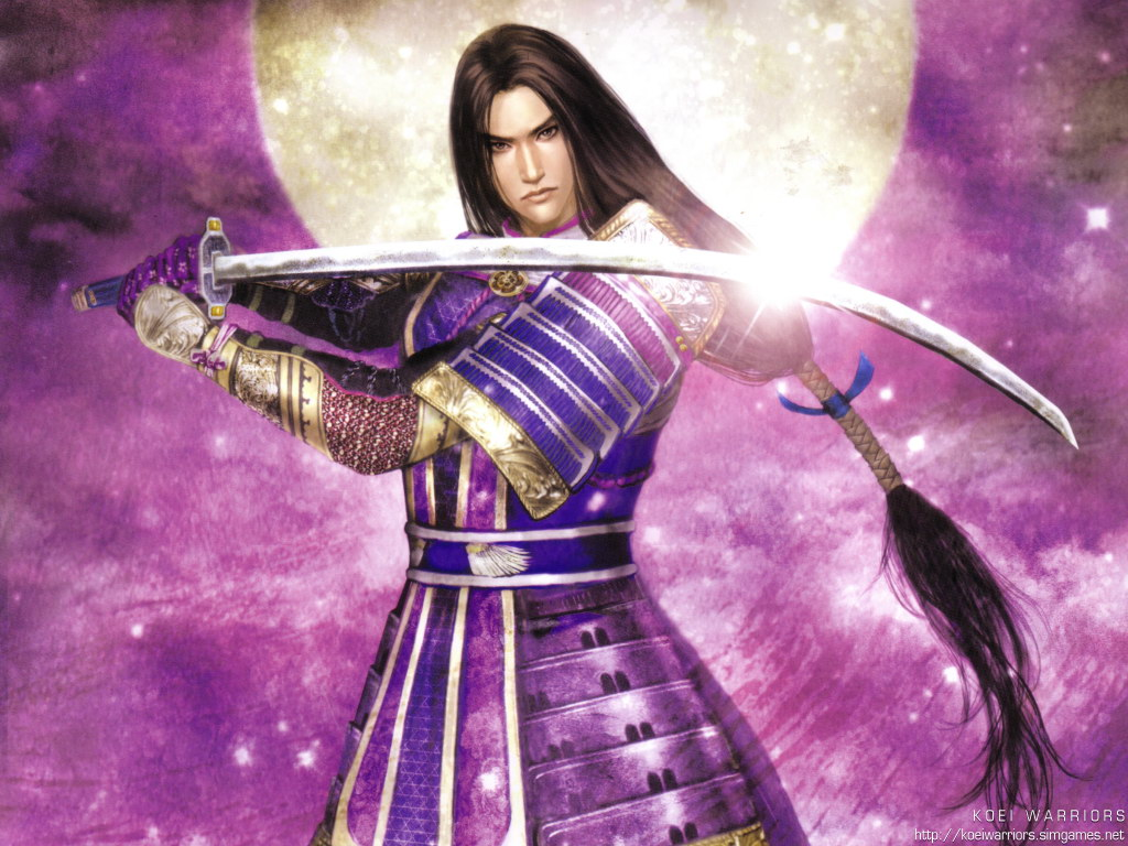 Warriors   A site for KOEI Information A community for every Warrior 1024x768