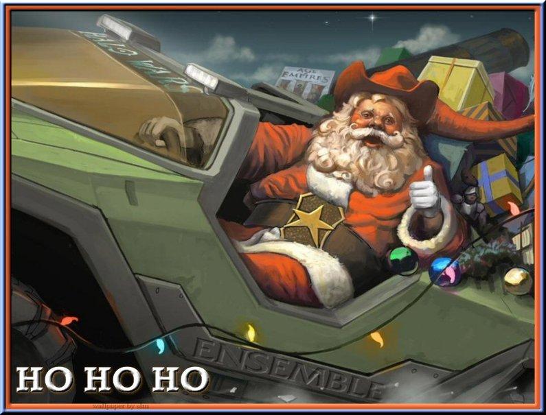 Cool Redneck Wallpapers Santa is a redneck wallpaper 795x605