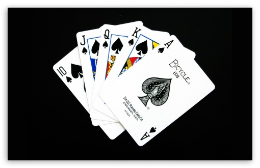 Playing Cards wallpaper 510x330