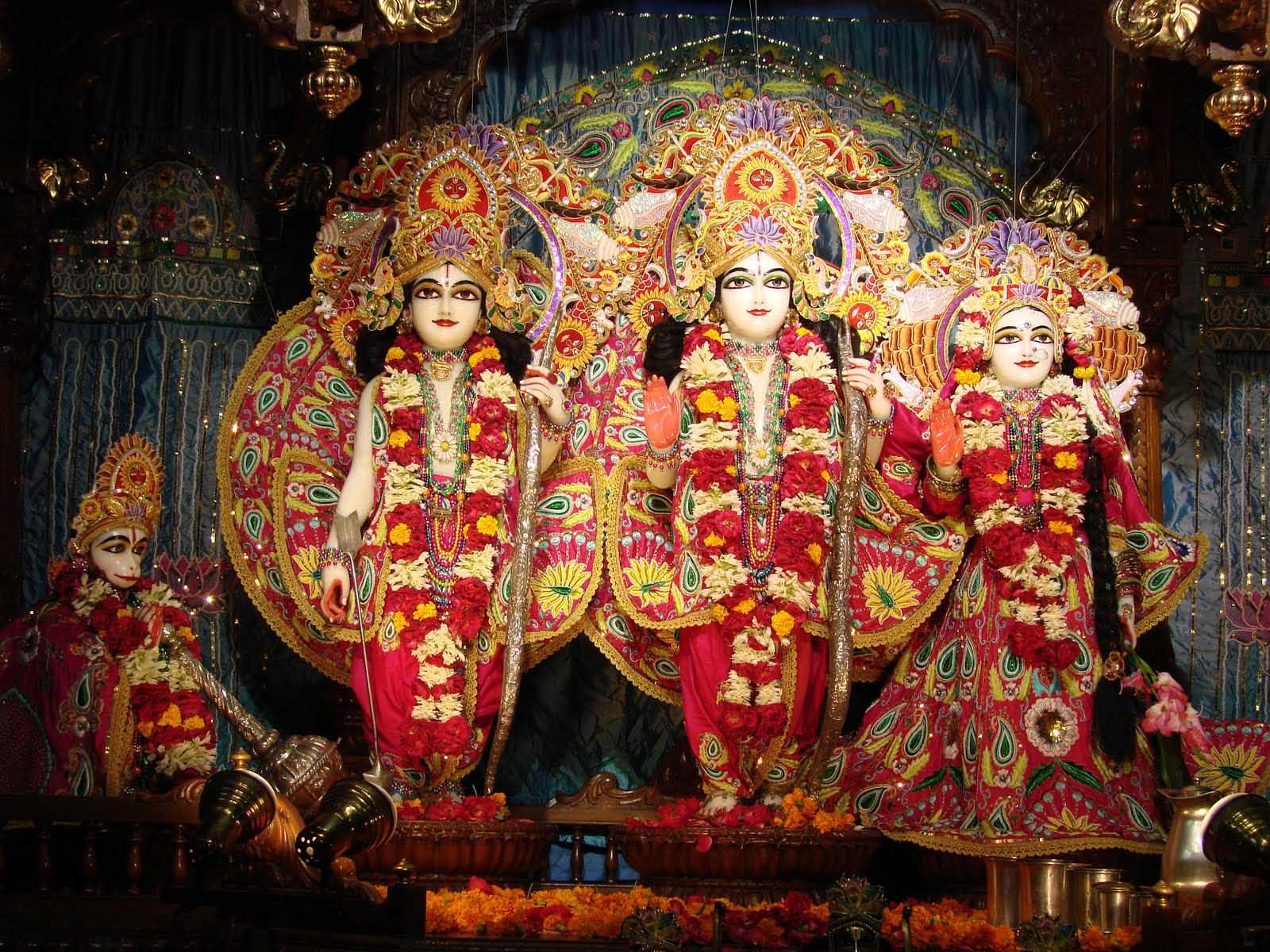 wallpaper Navratri wallpapers Ganesh picture Hindu God Ram 1600x1200