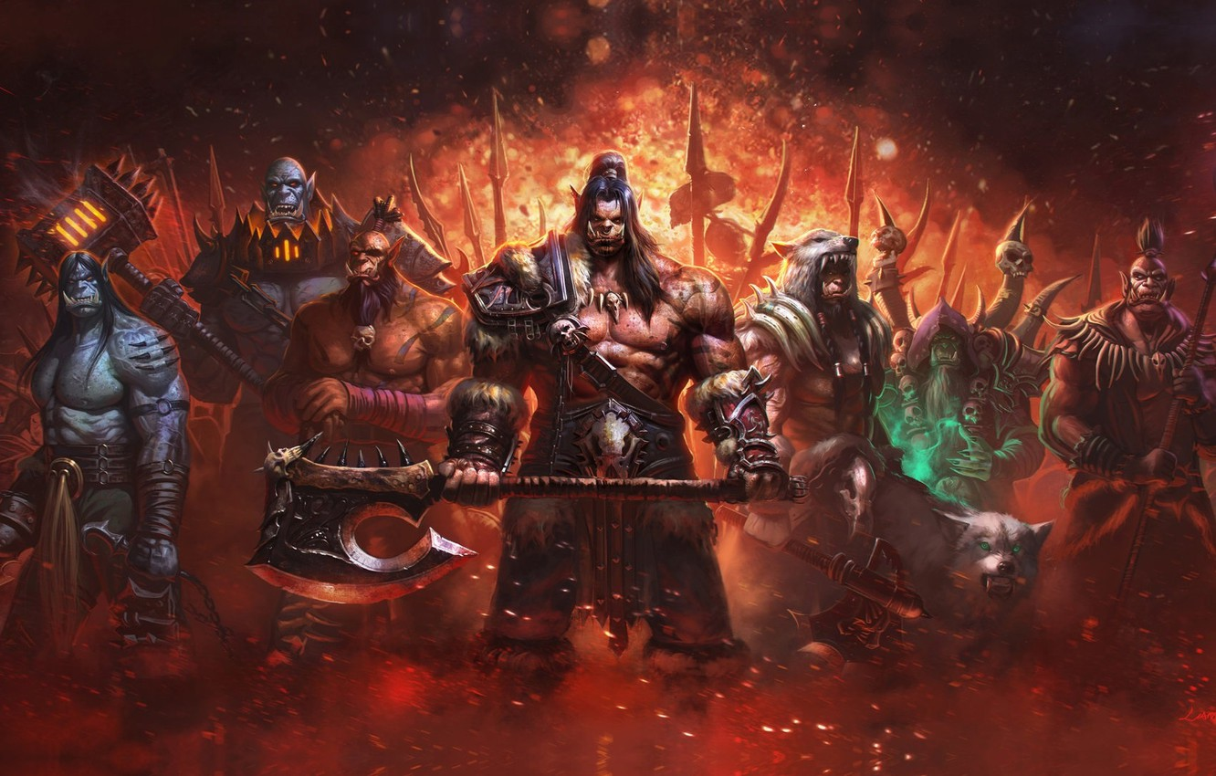 14 Warlords Wallpaper On Wallpapersafari