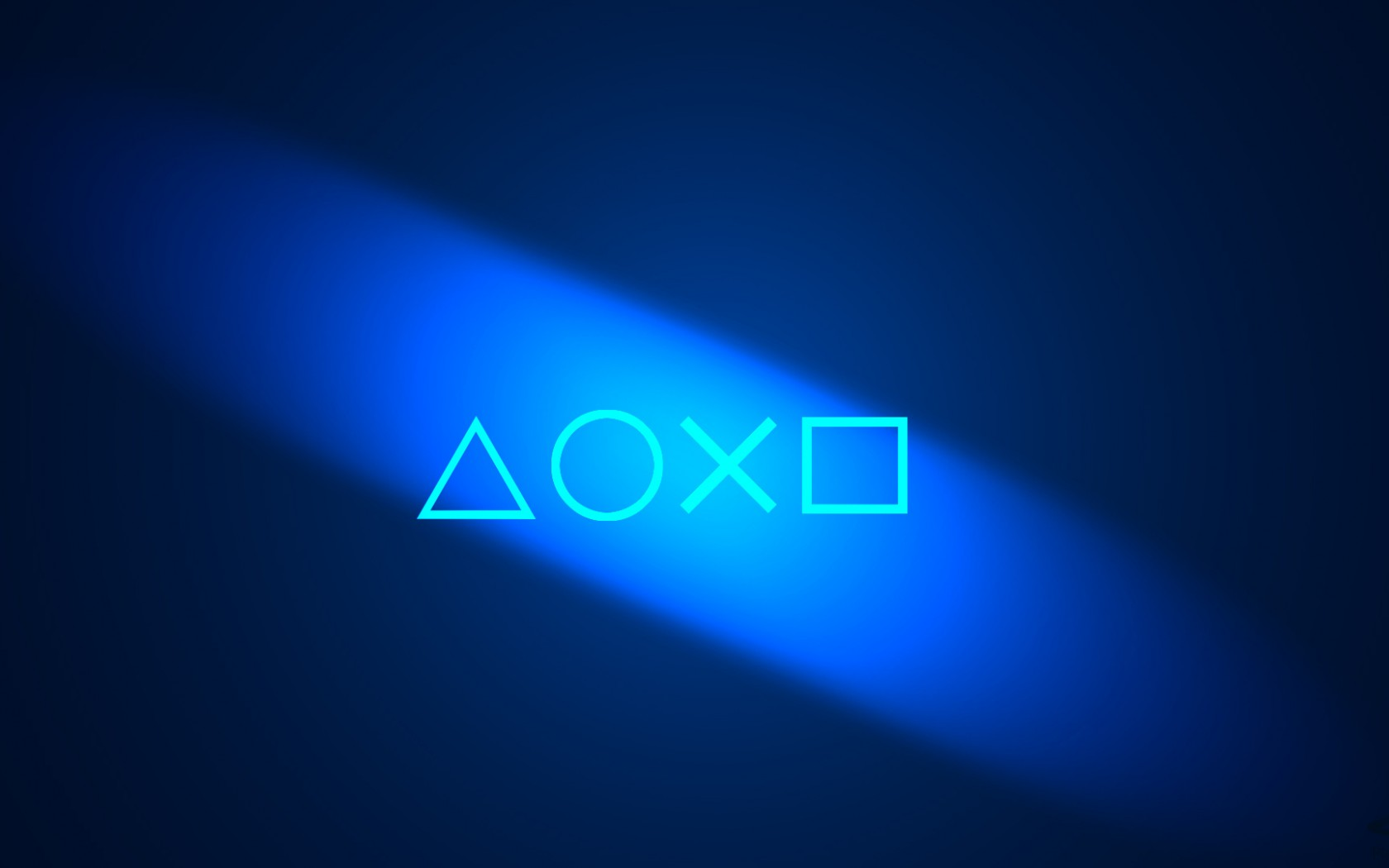 Wallpaper for ps4 wallpapersafari - High resolution playstation logo ...