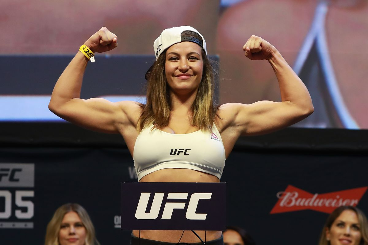 Miesha Tate would rather come back at 145 than 135 but fighting 1200x800