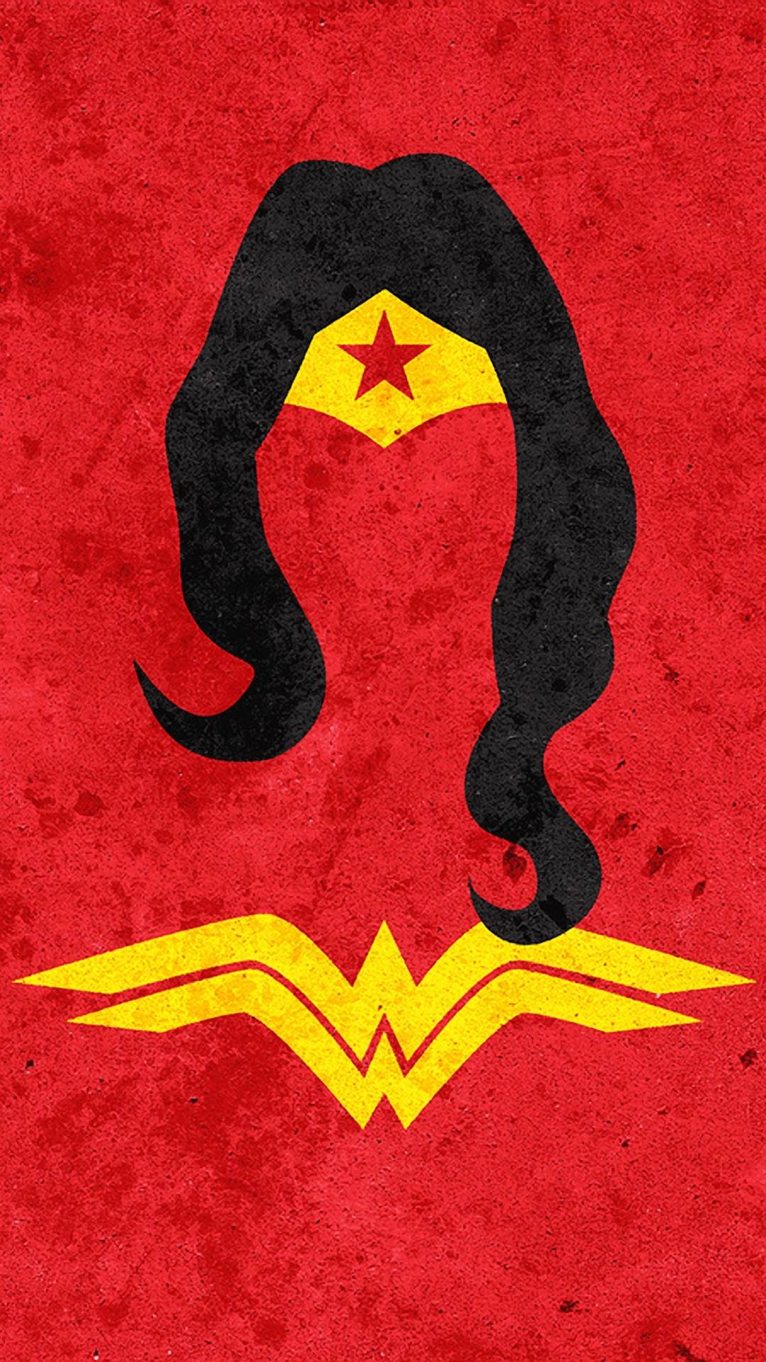 Wonder Woman Logo Wallpaper   Viewing Gallery 1080x1920