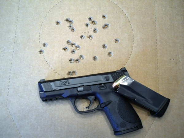 Smith And Wesson Mandp Wallpaper Sw mp 45c 36 rounds corbon 600x450