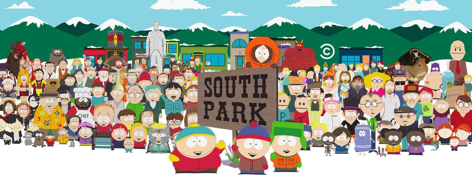 south park wallpaper for desktop image size 1600x600px south park 1600x600