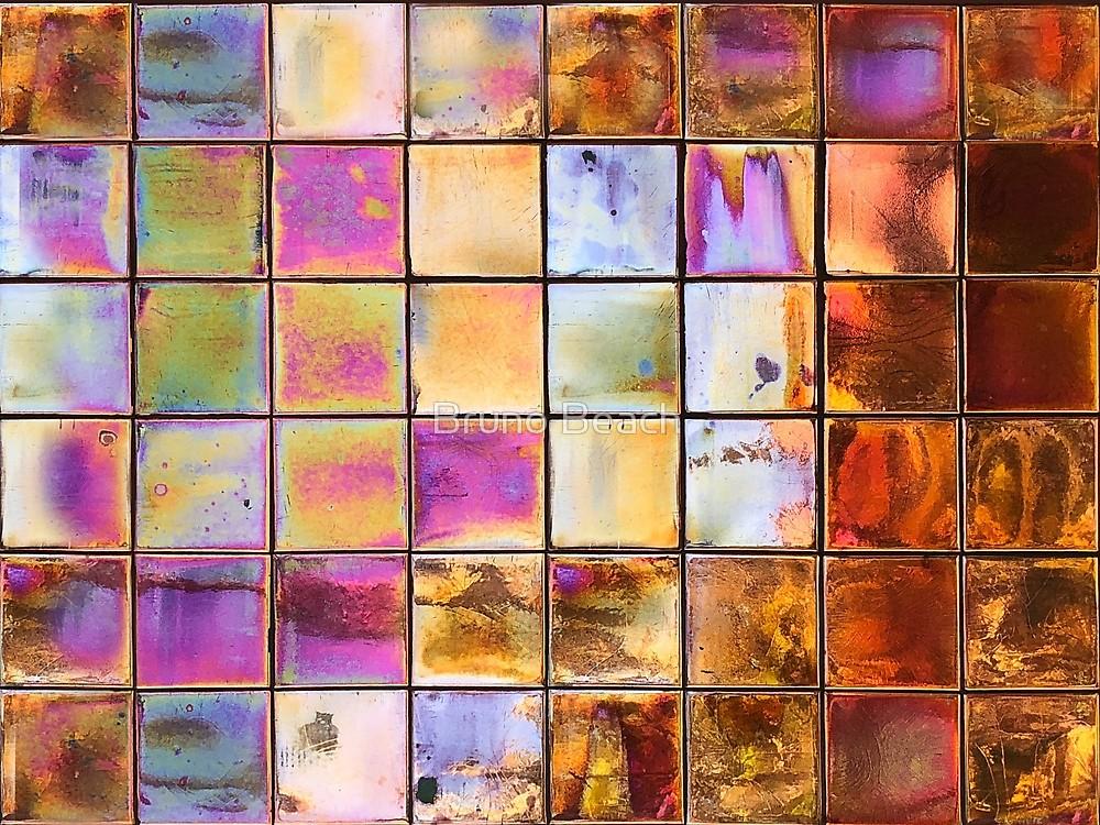 Chameleon tiles reflective ceramics background   7032 x 5274px 1000x750