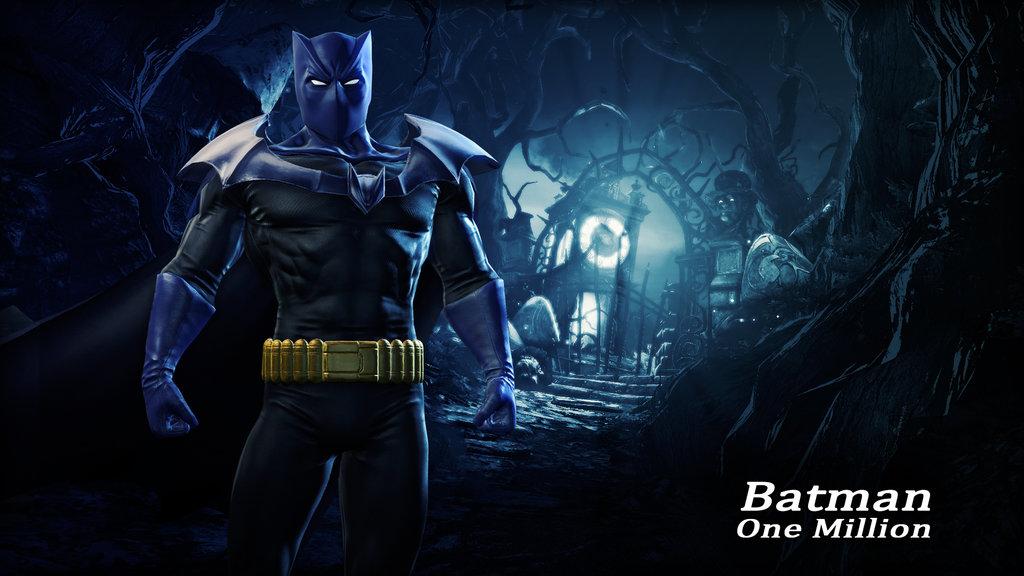 Batman One Million Wallpaper by BatmanInc 1024x576