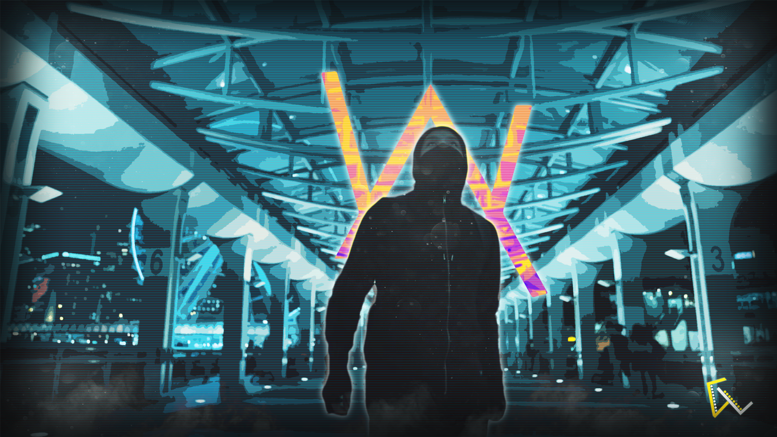 Alan Walker Hd Wallpaper 2560x1440
