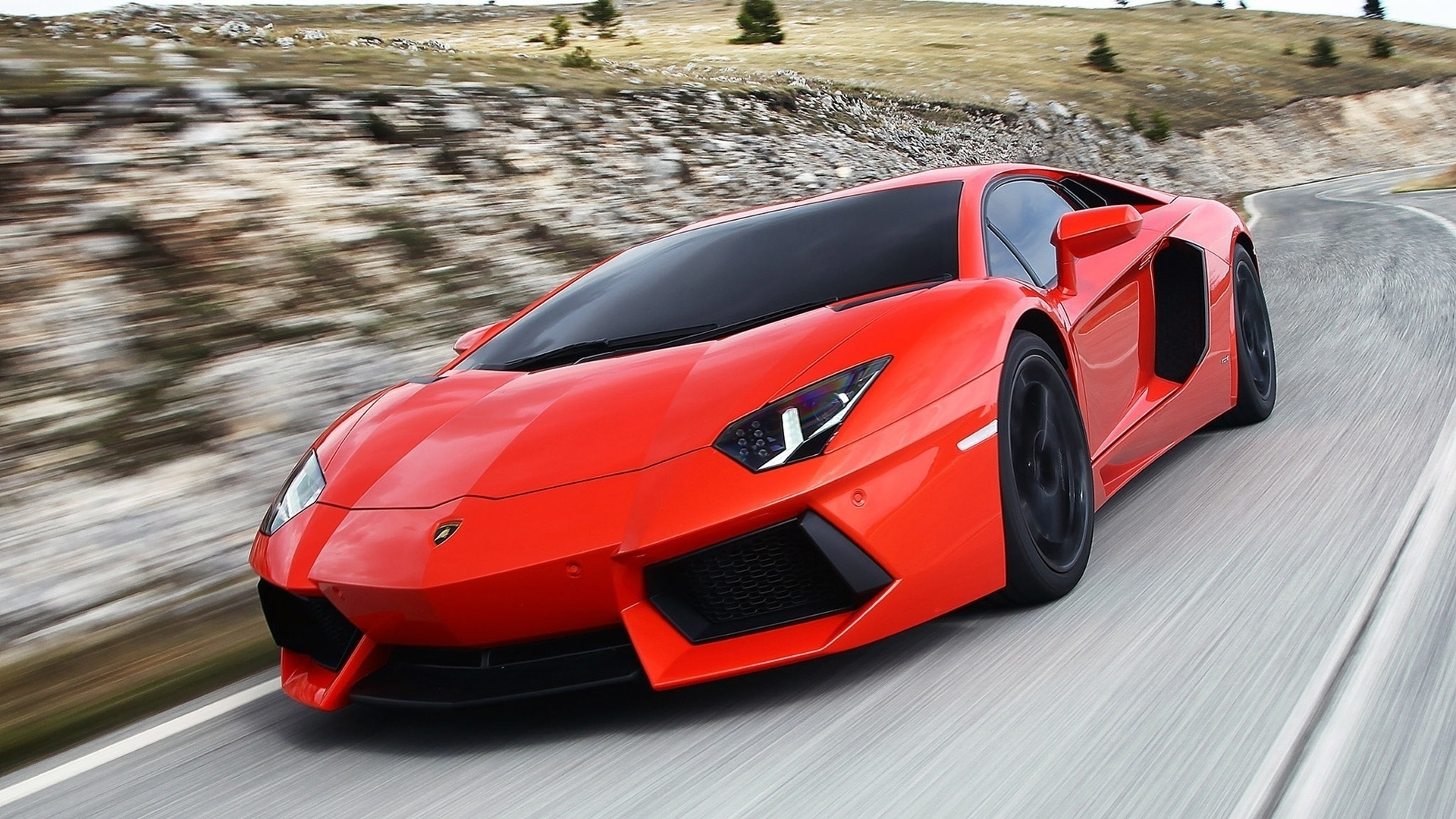 Lamborghini Aventador LP 700 4 Wallpaper Full HD 1080p Cars 1920x1080
