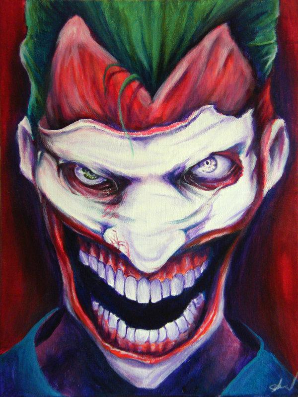 Joker New 52 Wallpaper New 52 joker by jackolyn 600x799