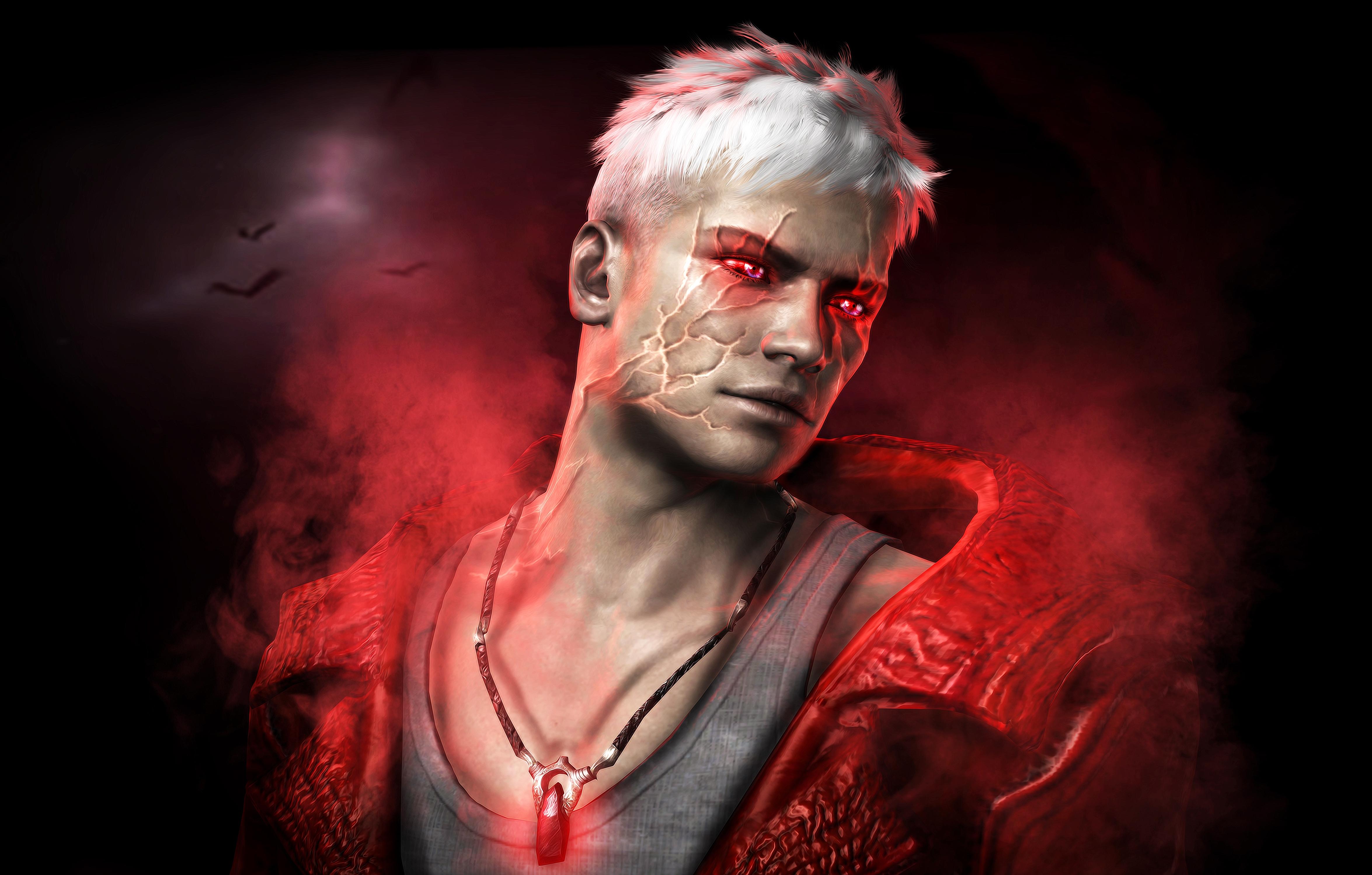 Devil May Cry Dante Wallpaper: Devil May Cry Dante Wallpaper