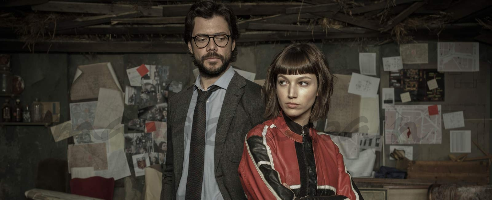 Free Download La Casa De Papel Captulo 2 1600x650 For Your