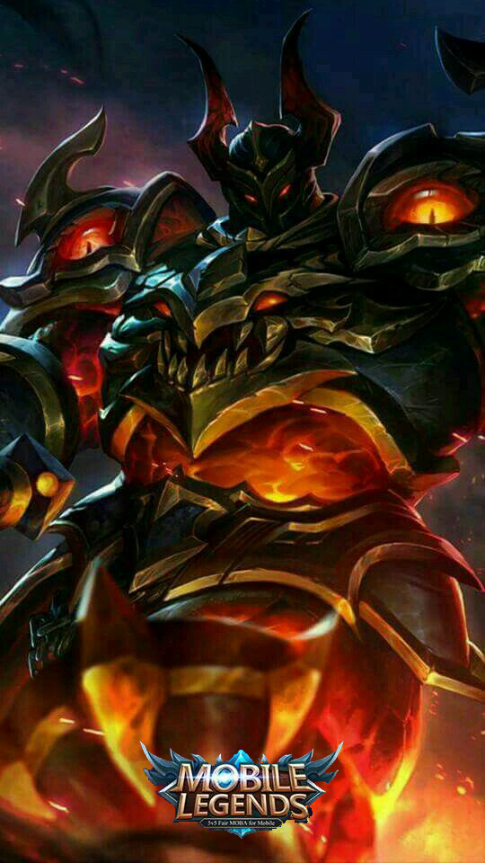Tigreal Mobile Legends Wallpapers 540x960