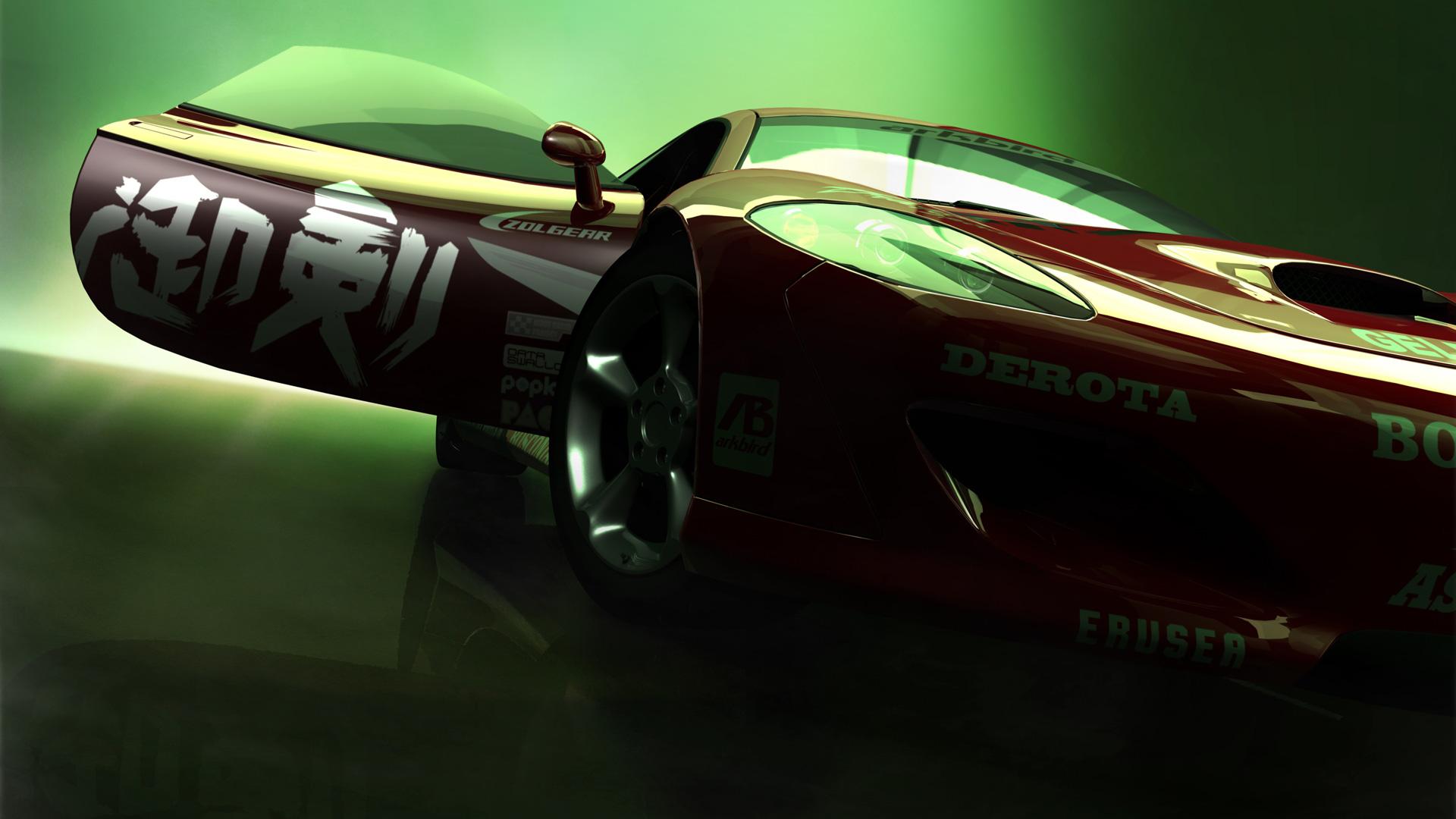 Top Desktop HD Wallpapers: Ridge Racer 1080p HD Car