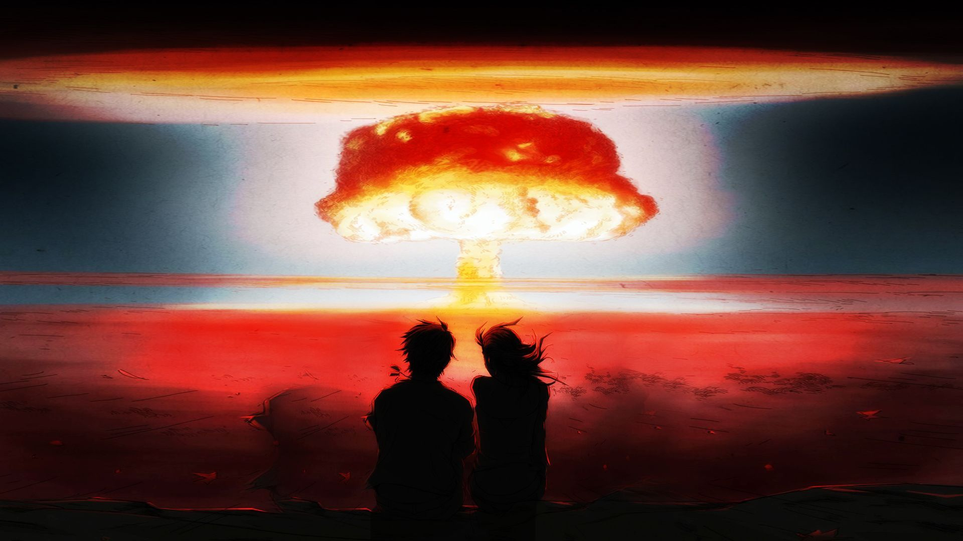 Nuclear Explosion Wallpapers - WallpaperSafari Real Nuclear Explosions Wallpaper