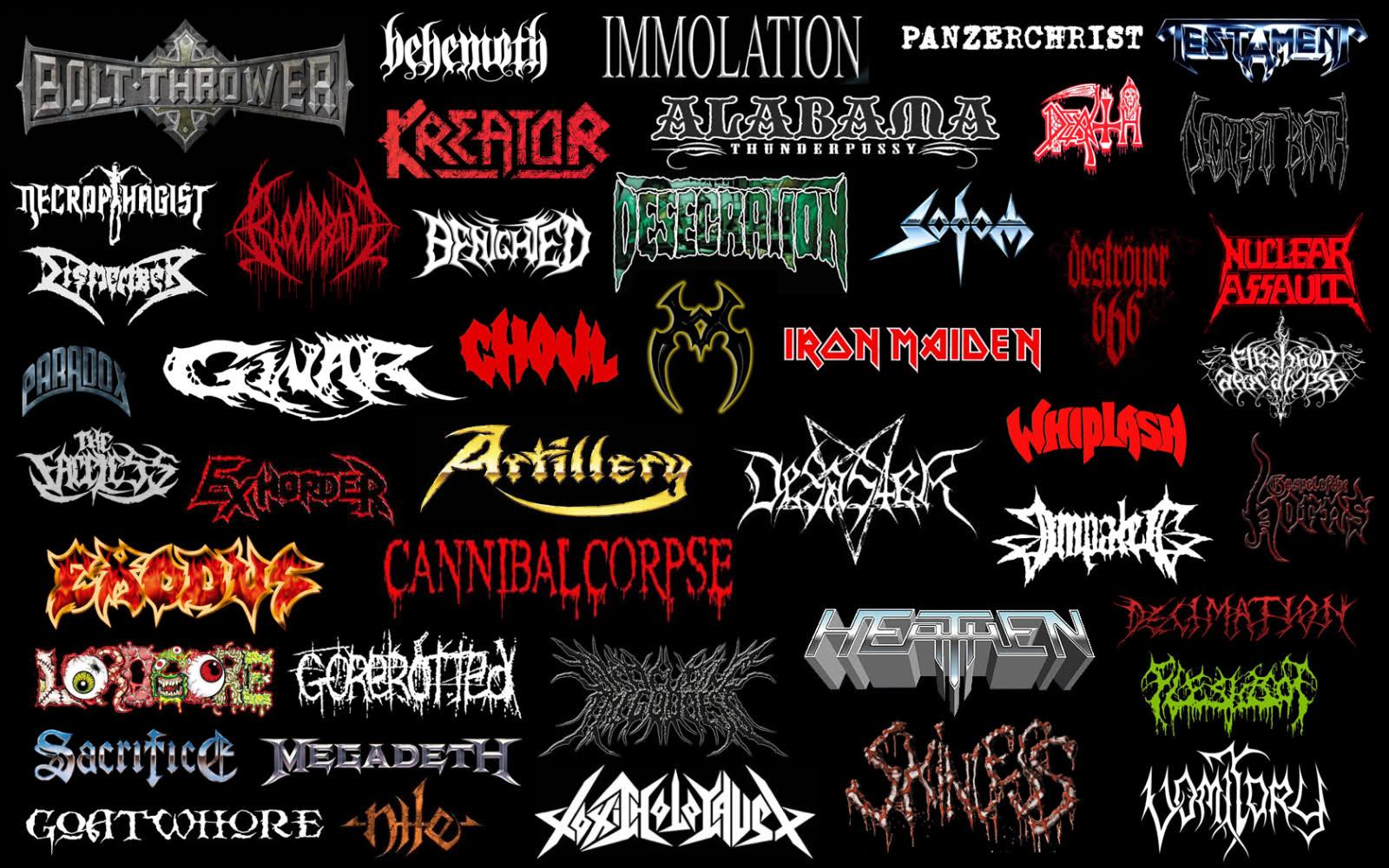Free Download Hd Wallpaper Black Metal Favourite Bands Be