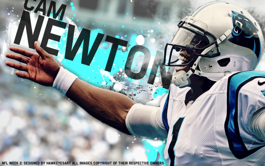 Cam Newton 2012 by TheHawkeyeStudio 1131x707