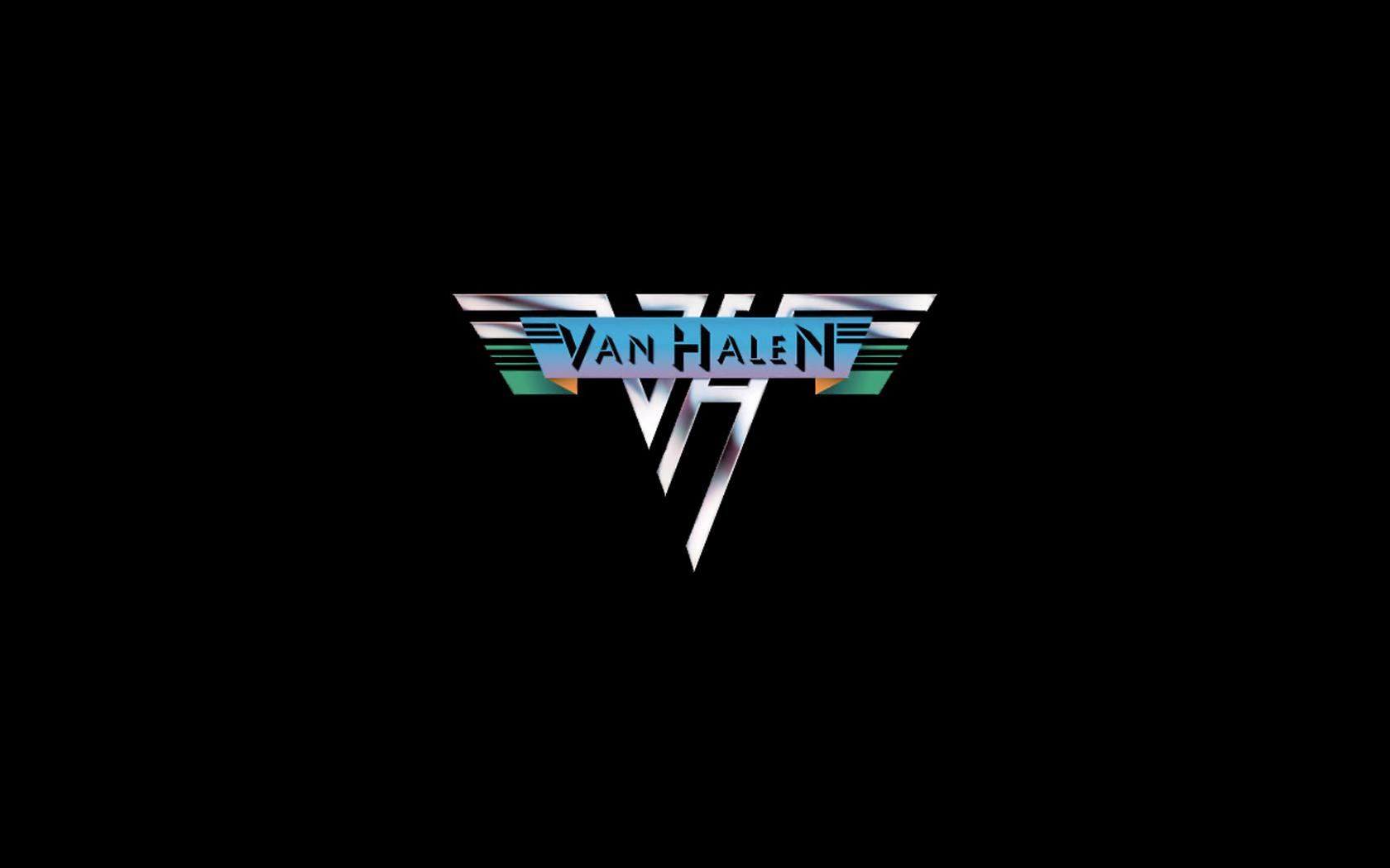 Van Halen Logo by W00den Sp00n on deviantART 1680x1050