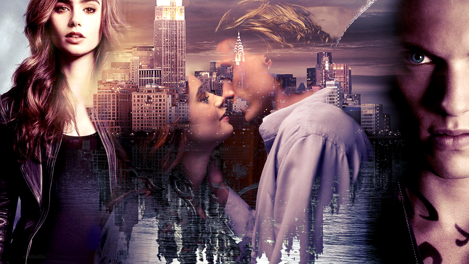 the mortal instruments city of bones wallpapers (7 wallpapers) – art