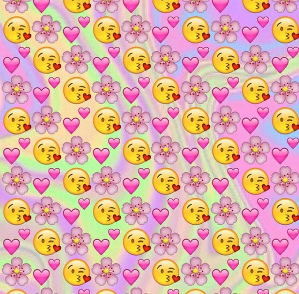 backgrounds also dope backgrounds tumblr emoji also emoji pattern 610x599