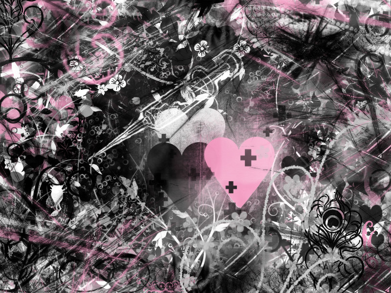 pink and black wallpaper desktop Funny Amazing Images 800x600