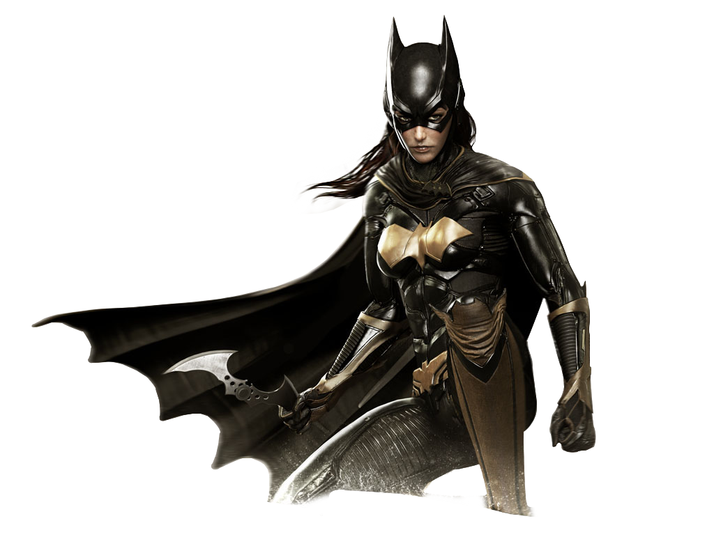 Batman Arkham Knight Batgirl Wallpaper - WallpaperSafari
