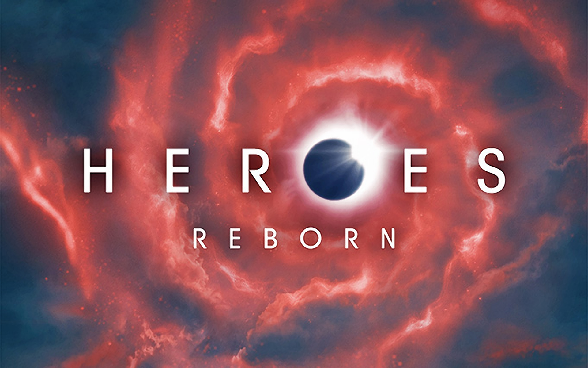 Heroes Reborn 2015 TV Series Poster Wallpaper 1920x1200