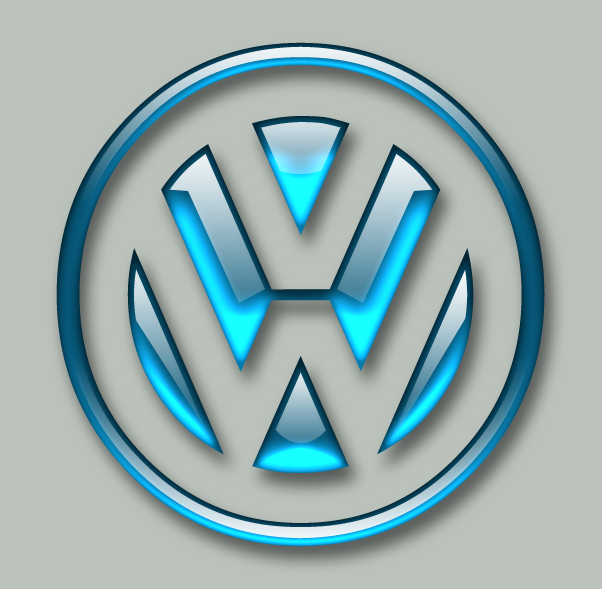 HD Wallpapers Volkswagen Logo Wallpaper 602x589