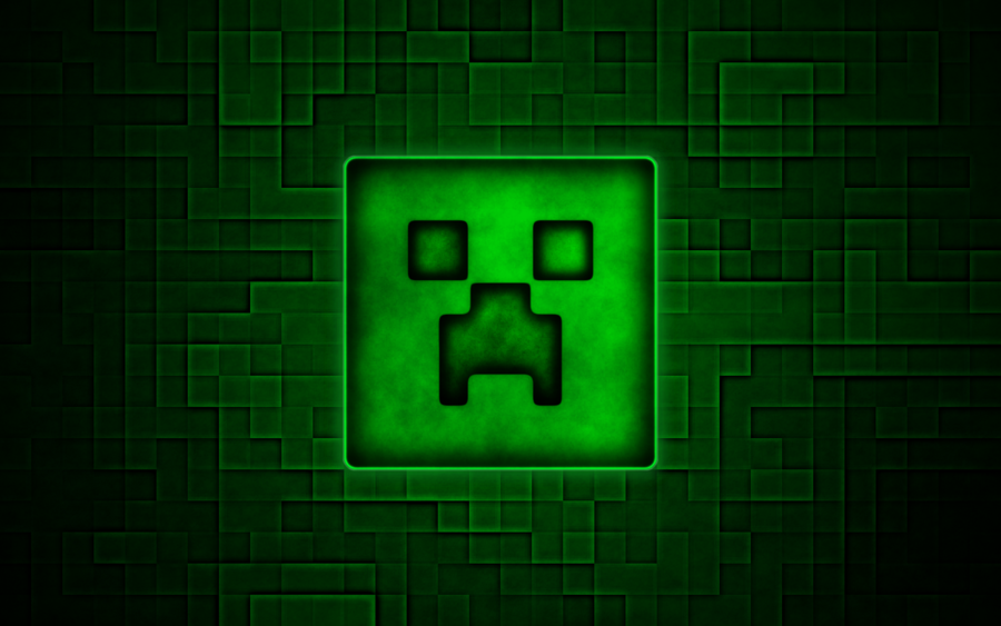 Awesome creeper wallpapers wallpapersafari - Creeper iphone background ...