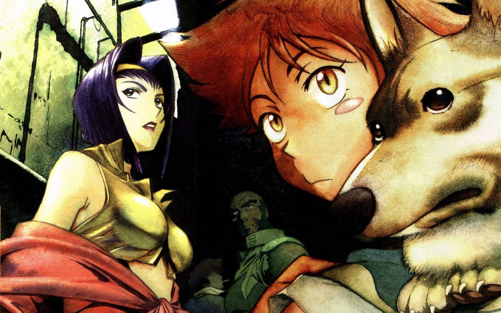 the Cowboy Bebop anime wallpaper titled Cowboy Bebop Group 3 1680x1050