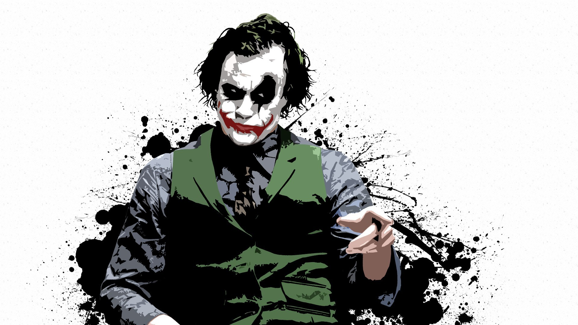 Joker Wallpaper Dark Knight Hd The joker the 1920x1080