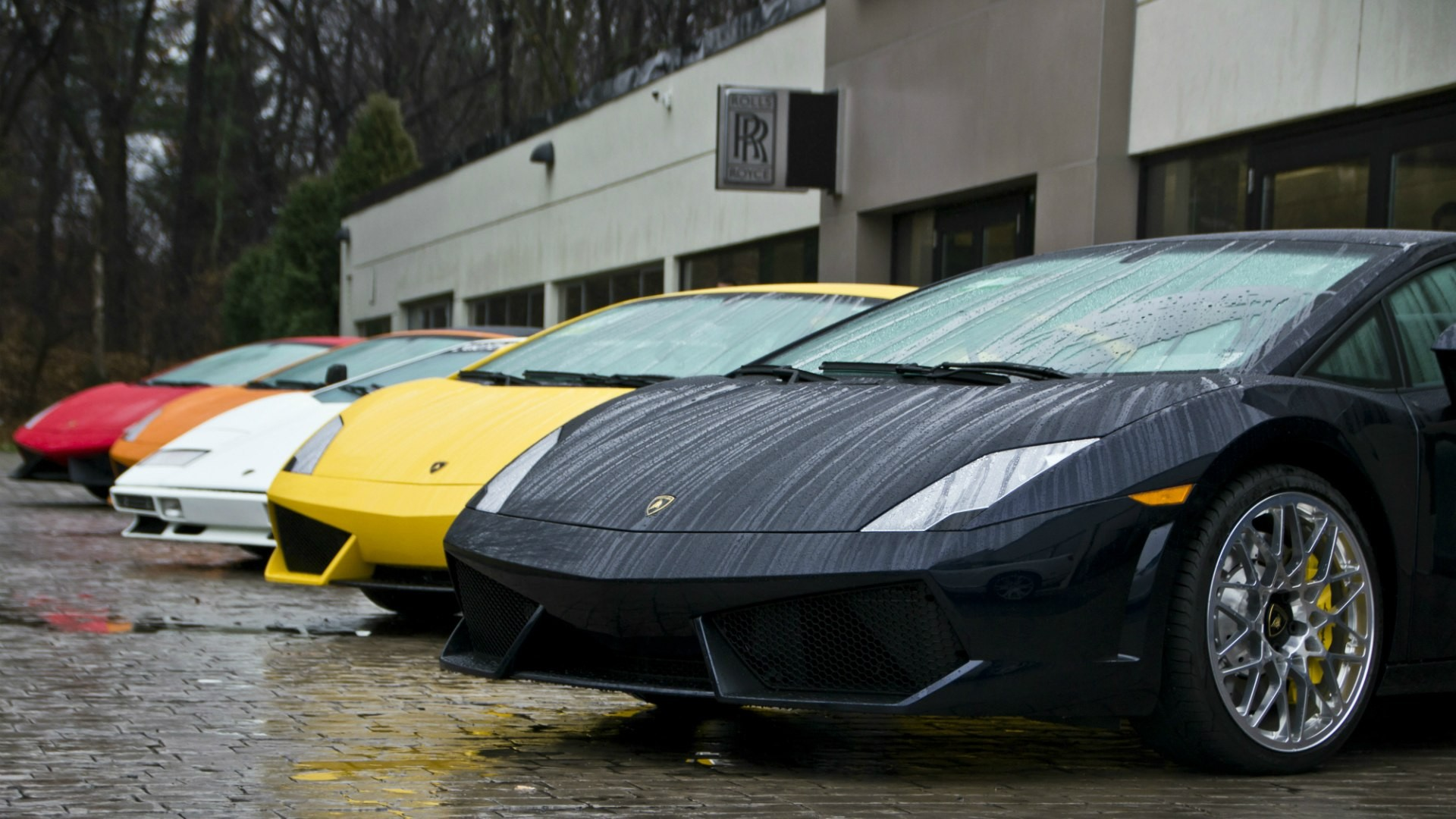 Lamborghini Cars 1080p HD Wallpaper Super Car Cars Background 1920x1080