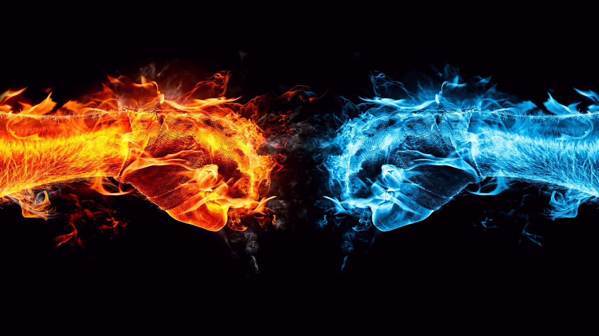 Wallpapers For Blue Fire Horse Wallpaper 1920x1080